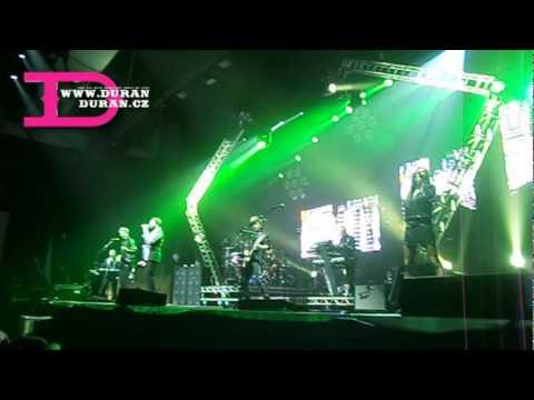 Duran Duran - Bratislava 2012 - Being Followed