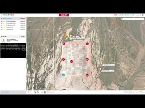 Dronetracker 3.5 - Defesa contra enxames de drones