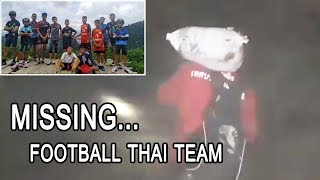 Inside Thai Cave Where Football Team Are Trapped