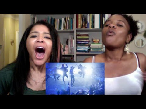 BTS FIRE MV Reaction