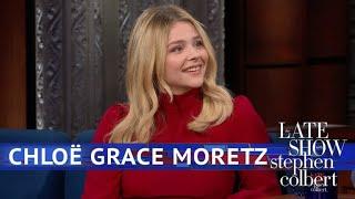 Chloë Grace Moretz Lied To Scorsese To Get 'Hugo'