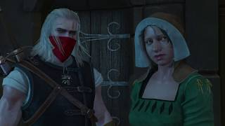 Witcher 3: The Crimson Asshole - Refusing to Play by Dandelion's Rules