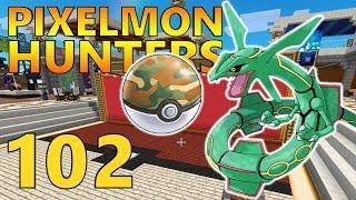 [102] Rayquaza In Safari Games?!? (Pixelmon Reforged Gameplay S2)