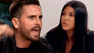 Kourtney Kardashian THREATENS To LEAVE In New KUWTK Season 17 Promo!