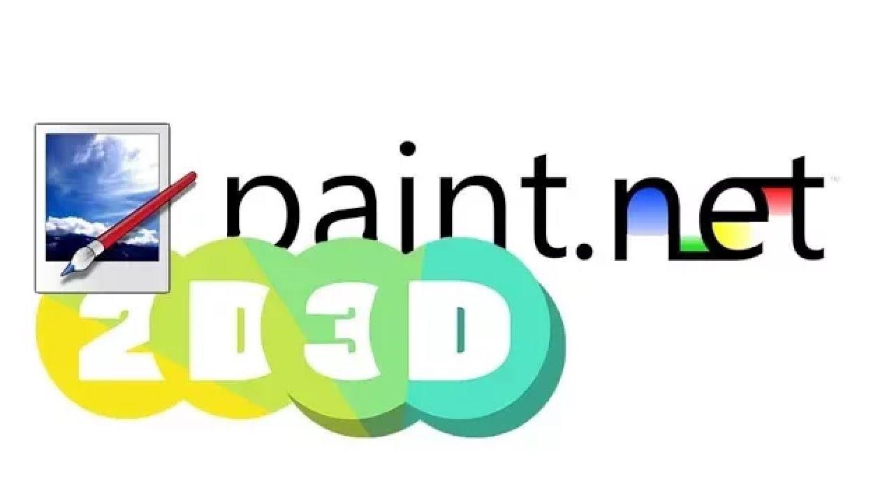 2D3D Paint net