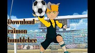 How To Download Raimon Bumblebee Mod    Inazuma Eleven Go Strikers 2013