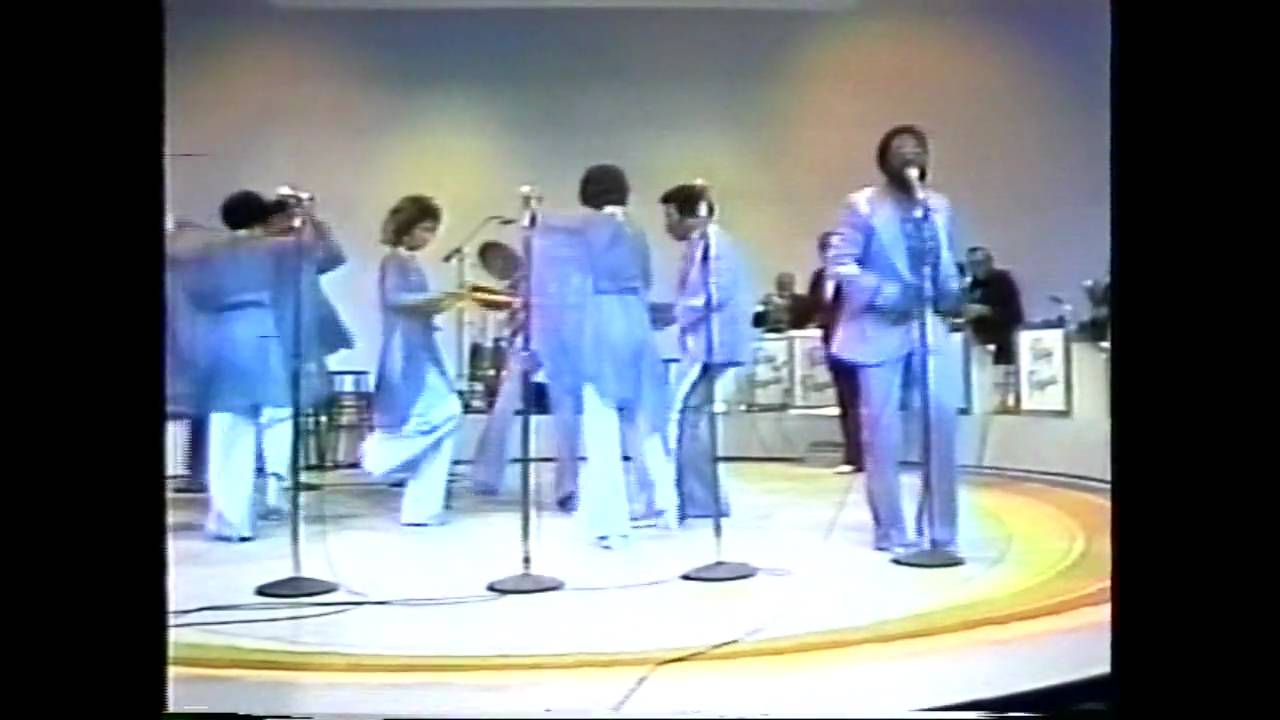 The Spinners - Rubberband Man - Live - 1976 - YouTube