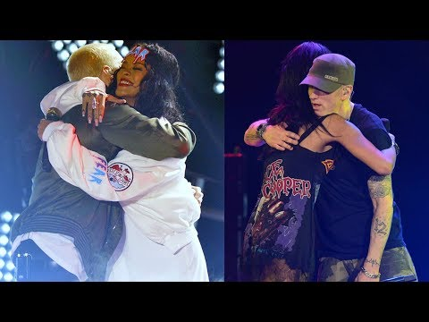 Rihanna & Eminem Moments