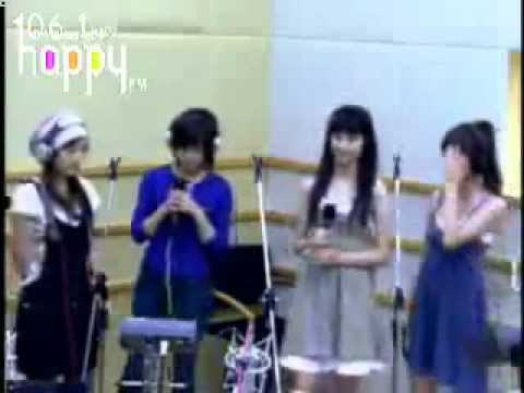 into the new world - taeyeon tiffany seohyun jessica