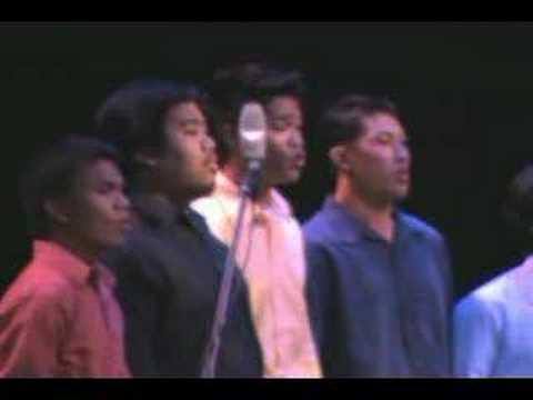 UC Berkeley PCN 2007--Choir (National Anthem)