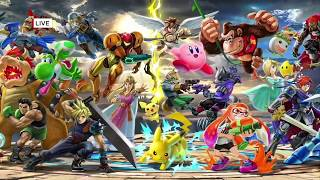 Every Character Returning to Super Smash Bros. Ultimate - E3 2018