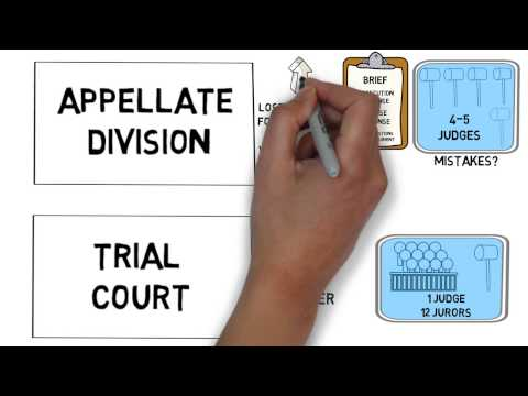 This video, sponsored by www.newyorkappellatelawyer.com ,  describes the entire process of a criminal appeal in New York and what a New York Criminal Appeals Lawyer can do for you....