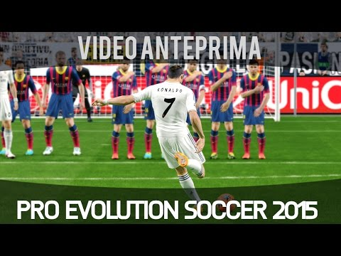 PES 2015 - VIDEO ANTEPRIMA - GAMESCOM 2014