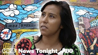 Police Are Still Working With ICE In Sanctuary Cities (HBO)