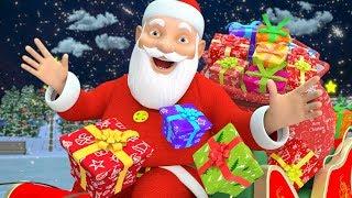 Jingle Bells   Christmas Carols & Xmas Music for Kids   Cartoon Songs by Little Treehouse
