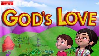 God's Love Is So Wonderful - Nursery Rhymes - YouTube