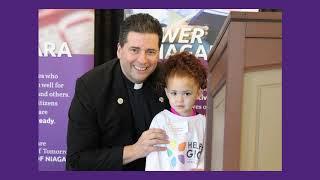 Rev. James J. Maher, C.M., 2019 Leadership Niagara Leader of the Year