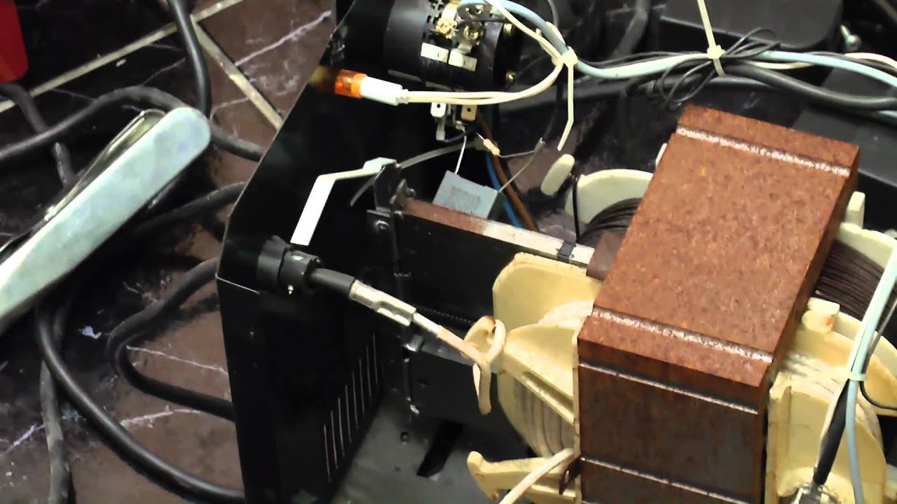inside an arc welder youtube. Black Bedroom Furniture Sets. Home Design Ideas