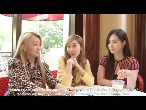 [Eng Sub] Girls Generation Las Vegas Photoshoot Part [1/2]