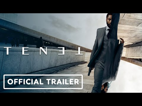 Christopher Nolan's Tenet - Official Trailer 2 (2020)