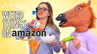 15 Unbelievably Weird Things You Can Find on Amazon | Brooklyn and Bailey