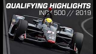2019 NTT IndyCar Series: Indy 500 Qualifying Day 1 Highlights