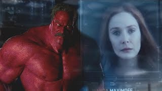 RED HULK AVENGERS ENDGAME DELETED SCENE REVEALED BY WRITERS