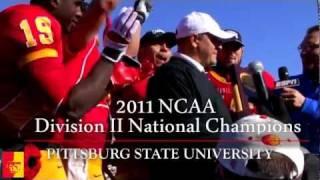 'The Championship Season: Pittsburg State Football