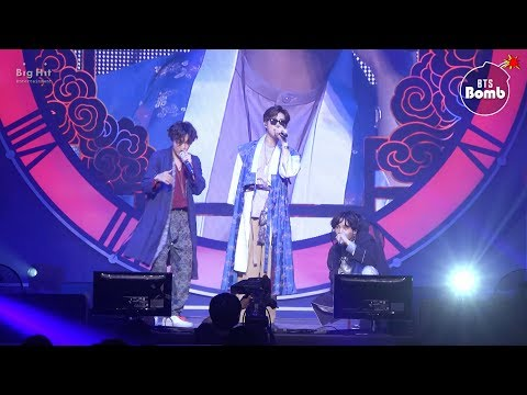 [BANGTAN BOMB] BTS PROM PARTY : UNIT STAGE - 땡 - BTS (방탄소년단)