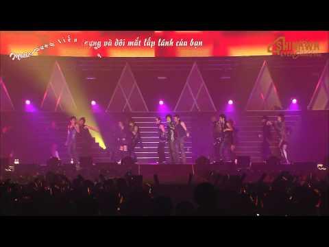 [Vietsub] Shooting star - ShinHwa Forever 2007 Japan Tour (HD) (04/27)
