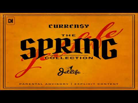 Curren$y - The Spring Collection [FULL MIXTAPE + DOWNLOAD LINK] [2018]