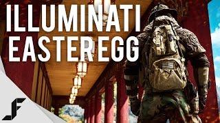 Battlefield 4 - Dragon Valley Easter Egg