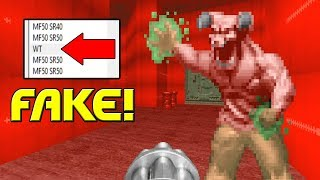 These DOOM Cheaters Were Caught Red Handed
