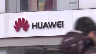 Trump says trade deal with China could include Huawei
