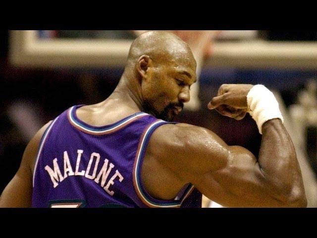NBA/承認巴克利、韋伯更有天賦 馬龍:但沒做的比我好