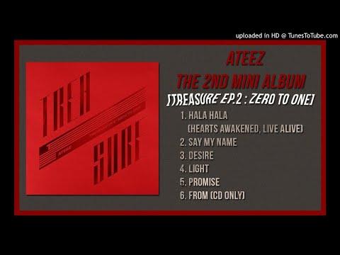 [FULL ALBUM] ATEEZ(에이티즈) THE 2ND MINI ALBUM ; TREASURE EP.2 : Zero To One