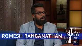 Romesh Ranganathan Got A Taste Of Trump's America