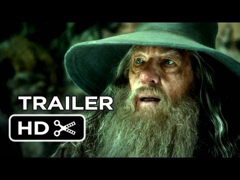 The Hobbit: The Desolation of Smaug Official Main Trailer (2013) - Lord of the Rings Movie HD