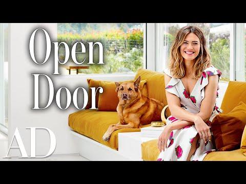 Inside Mandy Moore's $2.6 Million Mid-century Home in Pasadena   Open Door