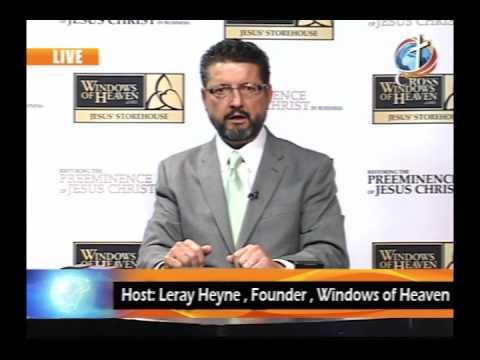 Windows of Heaven 11-30-2015