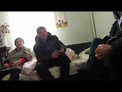 Соседи Януковича в Енакиево поделились впечатлениями