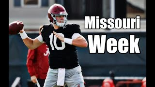 Watch Alabama Football practice Mac Jones, Bryce Young, Dylan Moses, Patrick Surtain before Missouri