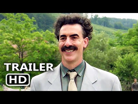 BORAT 2 Official Trailer (2020)