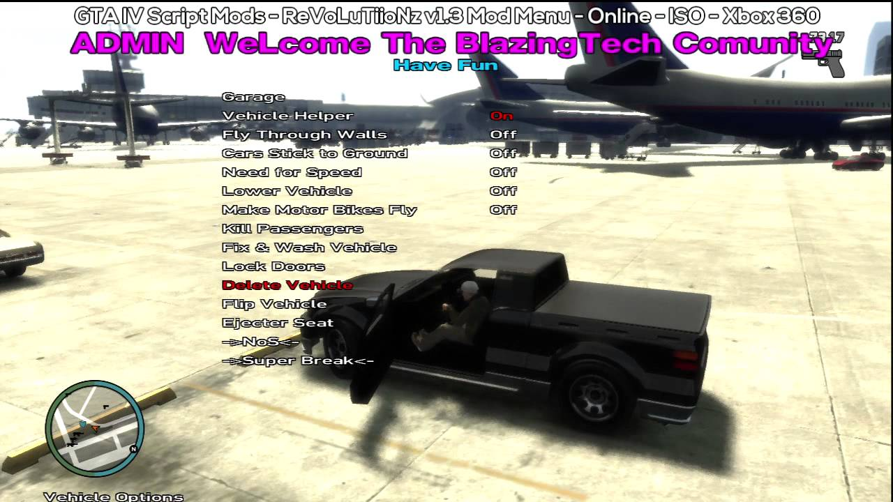 """How to install gta 5 mods with a usb for xbox 360 """"after 1. 26."""