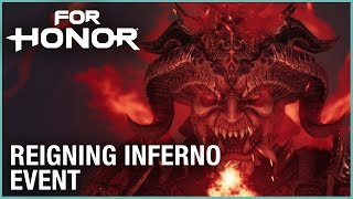 Reigning Inferno Event Trailer preview image