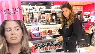 I BOUGHT VICTORIA SECRET MAKEUP | WATCH BEFORE BUYING