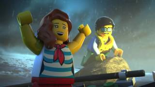 Braving The Waves - LEGO City - Mini Movie