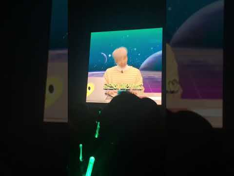 [VCR] 171209 Reaction Jonghyun with Mother and Sister in INSPIRED CONCERT