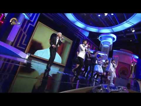 [HOT] MBC 연기대상 1부 - 축하무대 샤이니 20131230