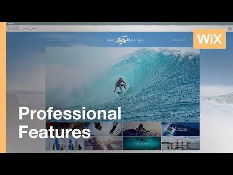 Watch what Wix Video can do for you.